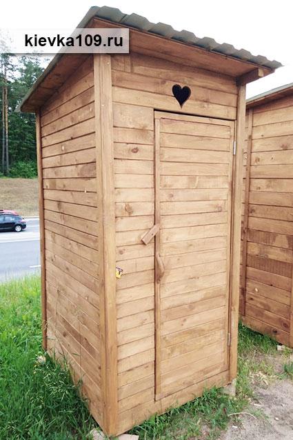 дачный туалет Обнинск