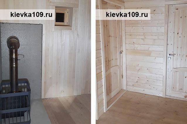 баня под ключ Обнинск